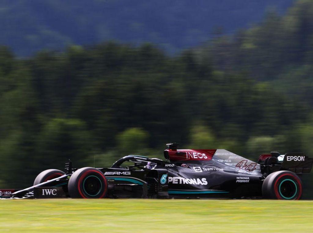 Hasil FP3 F1 GP Styria 2021: Hamilton Ungguli Verstappen