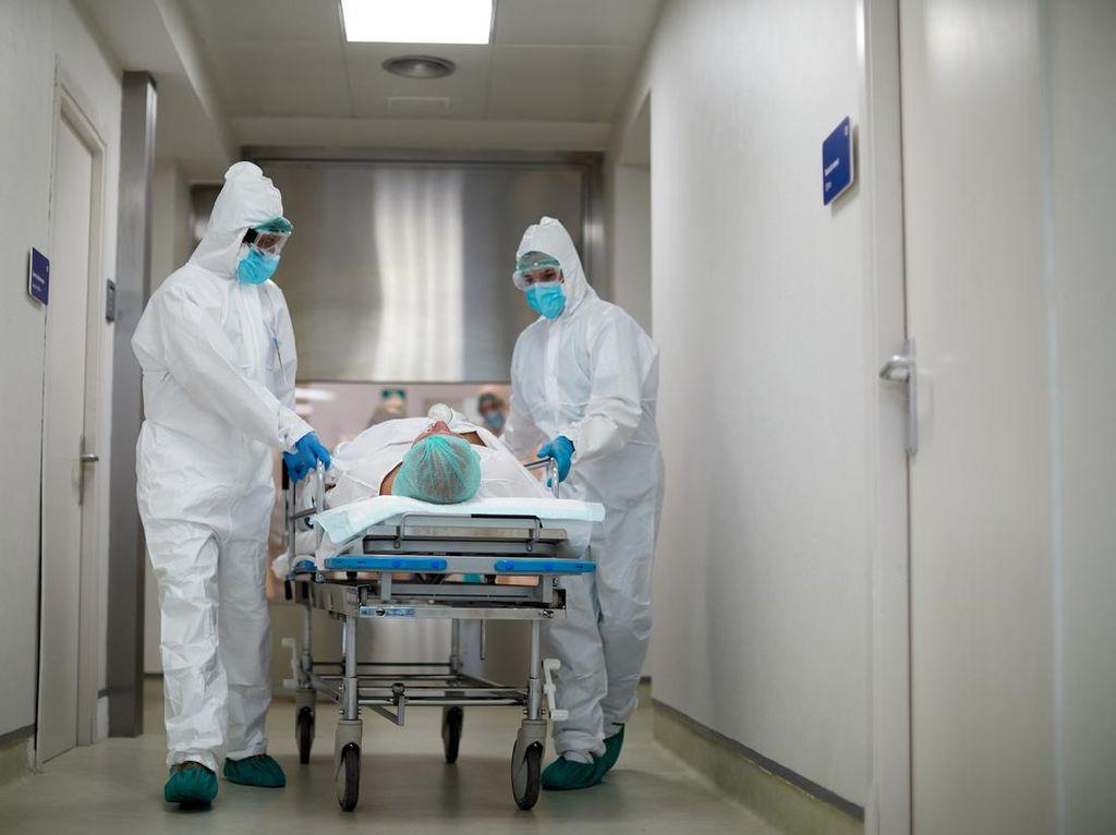 Ngeri! Nenek di Belgia Meninggal Akibat Infeksi Dua Varian COVID-19