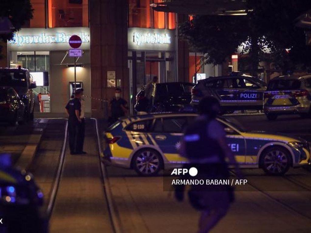 Penusukan Brutal di Wuerzburg Jerman, 3 Orang Tewas dan 5 Terluka Parah!