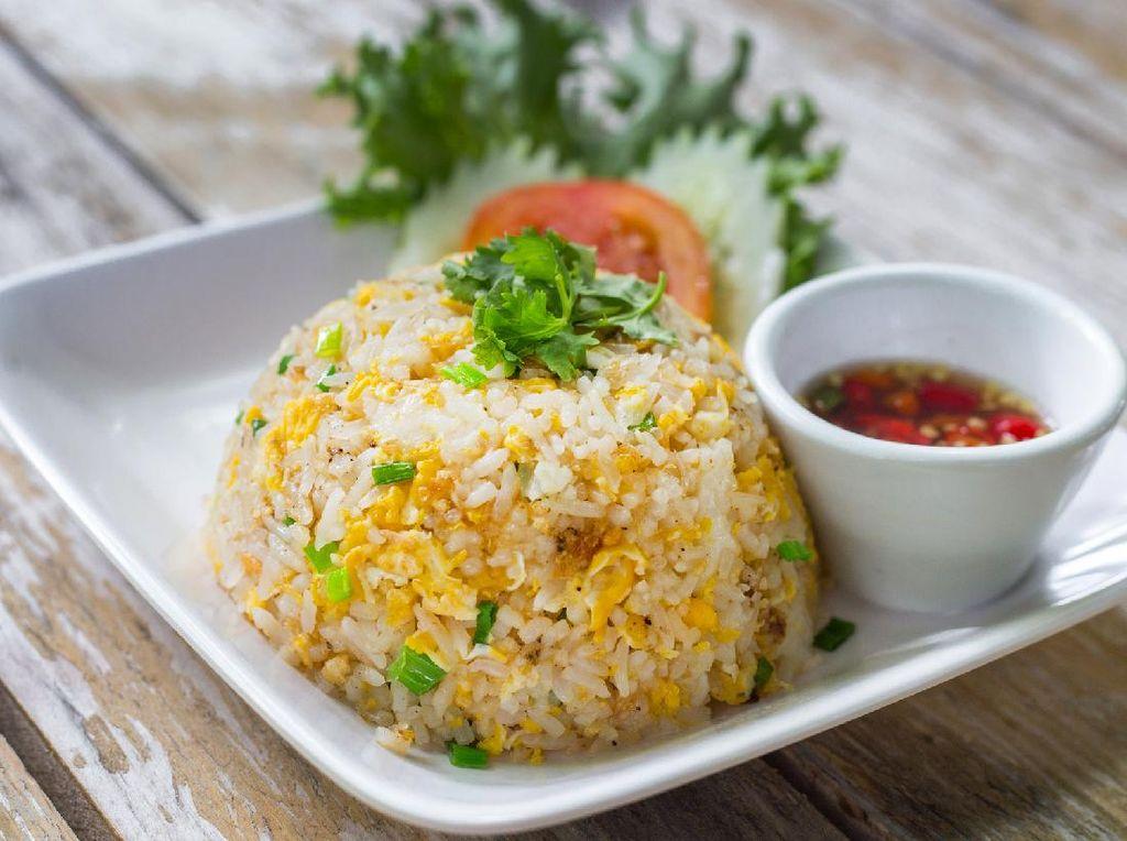 Resep Nasi Goreng Telur dan Ebi Buat Sarapan Enak di Akhir Bulan