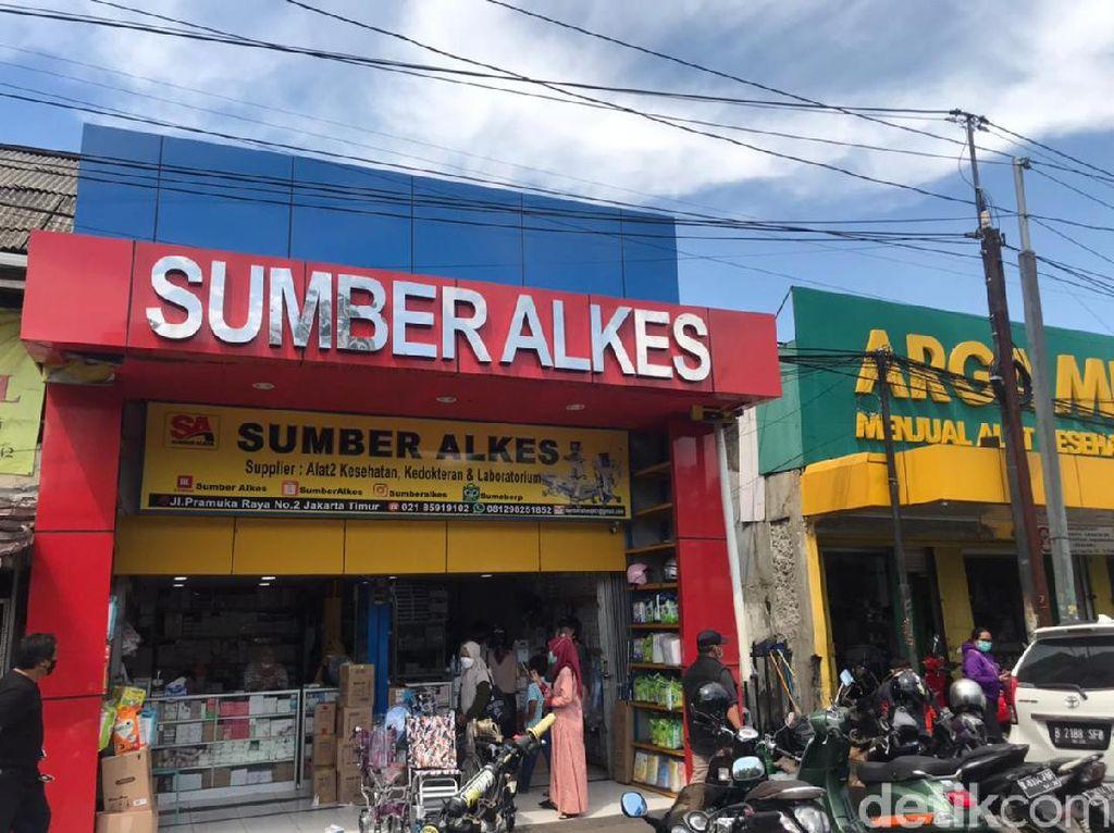 Corona Menggila, Stok Tabung Oksigen di Pasar Kosong Melompong!