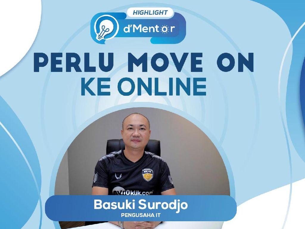 PPKM Lagi, Bisnis Offline Perlu Beralih Ke Online