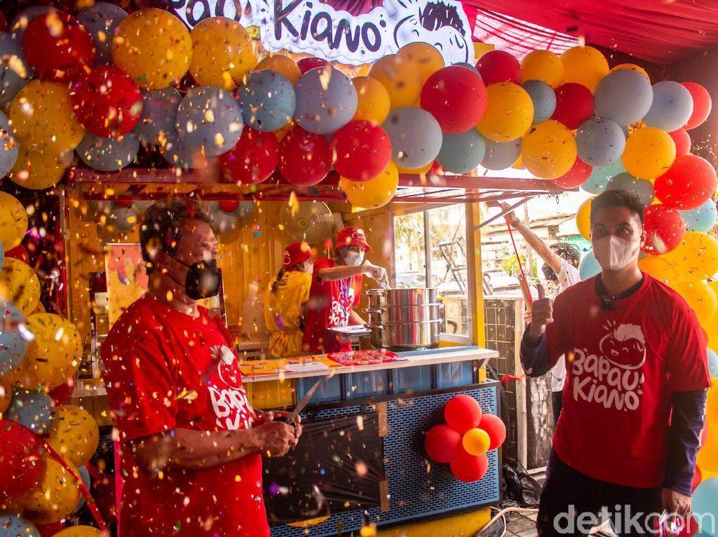 Belum 2 Tahun, Anak Baim Wong Punya Bisnis Sendiri