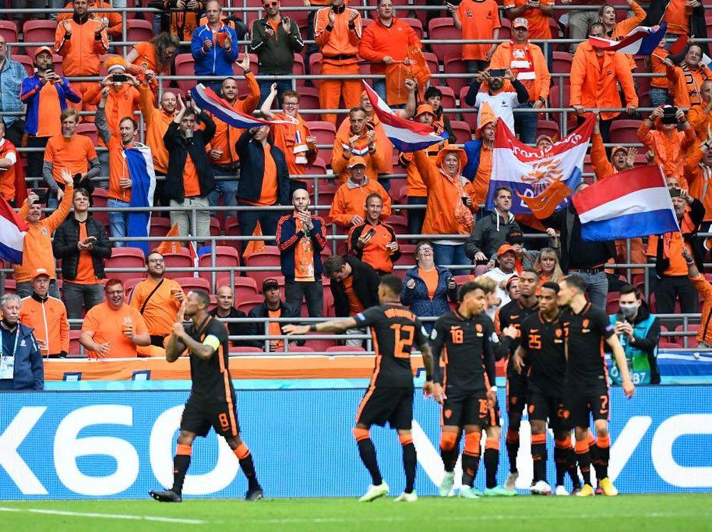 Belanda Sudah Ngomong Kans Juara Euro 2020
