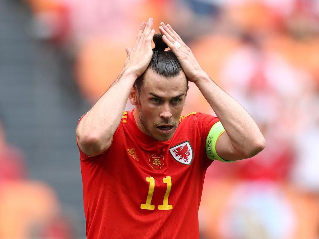 Wales Tersingkir dari Euro 2020, Bale: Mengecewakan!
