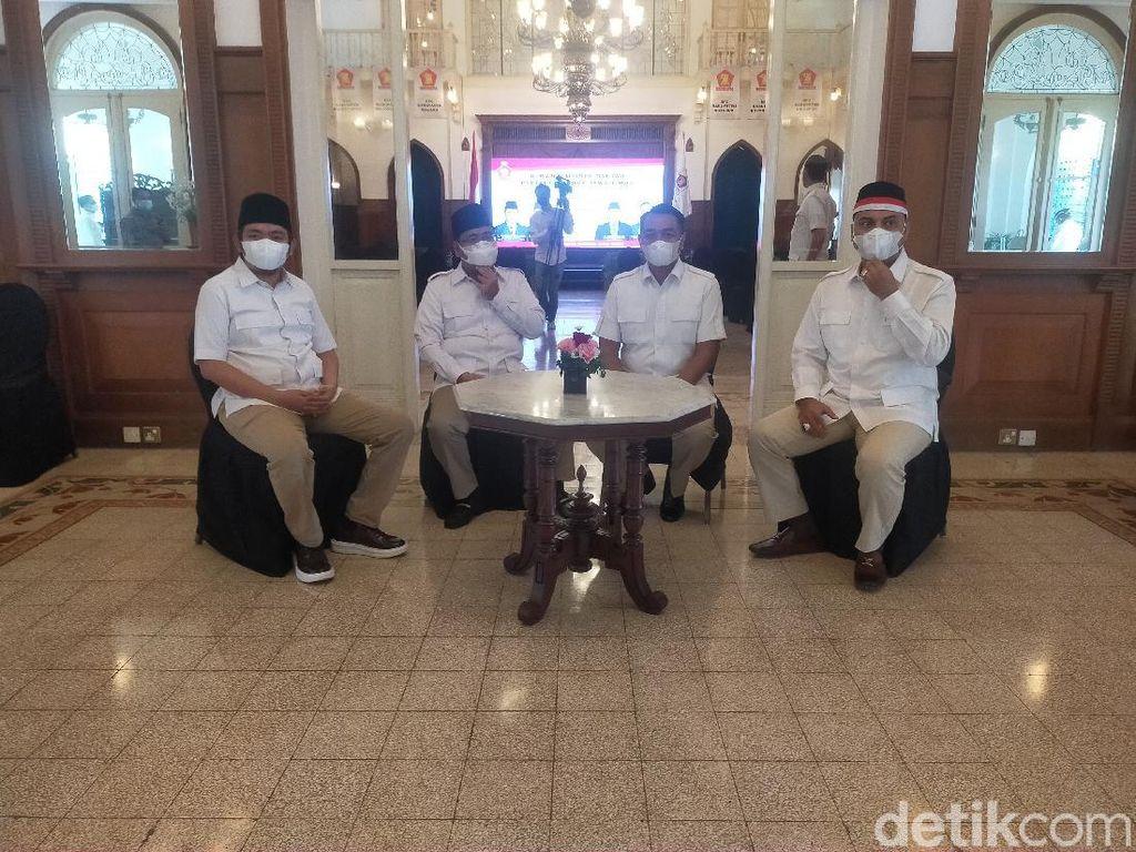 Gerindra Jatim Akan Sekuat Tenaga Antarkan Prabowo Jadi Presiden