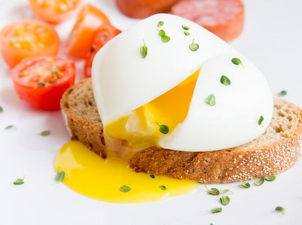 5 Menu Telur dan Jumlah Kalorinya, Telur Rebus hingga Omelet!