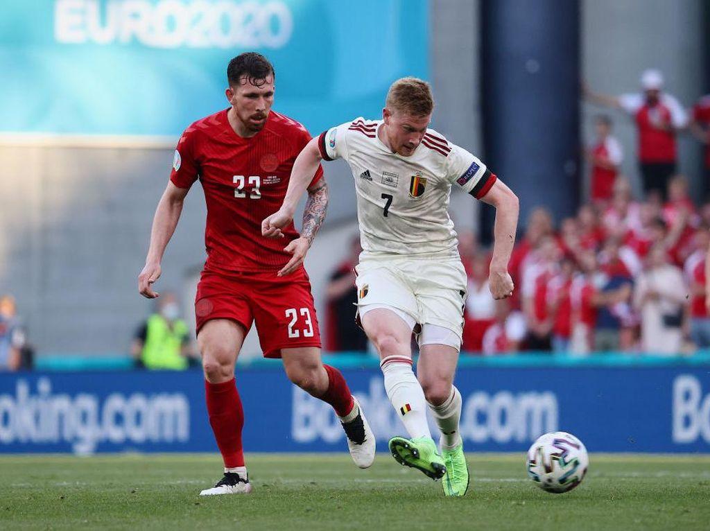 Euro 2020: Portugal Jangan Cuma Fokus Hentikan De Bruyne