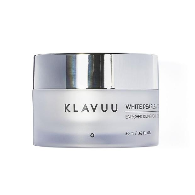 Klavuu White Pearlsation Enriched Divine Pearl Cream (sumber : kore-beauty.com)