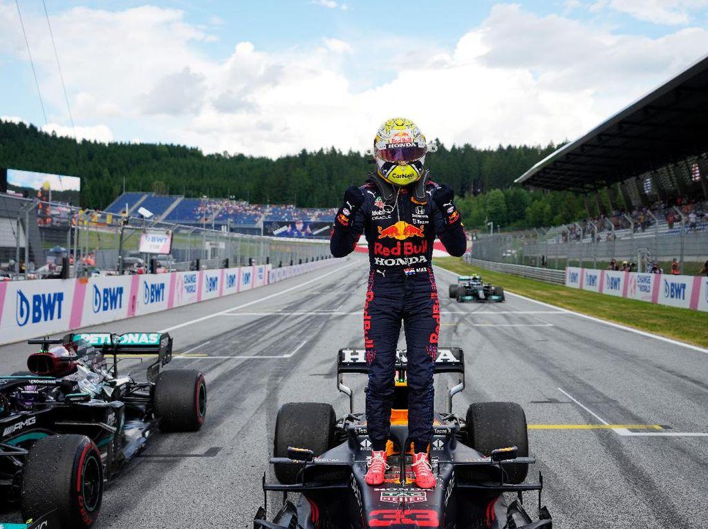 Max Verstappen Juara F1 GP Styria 2021