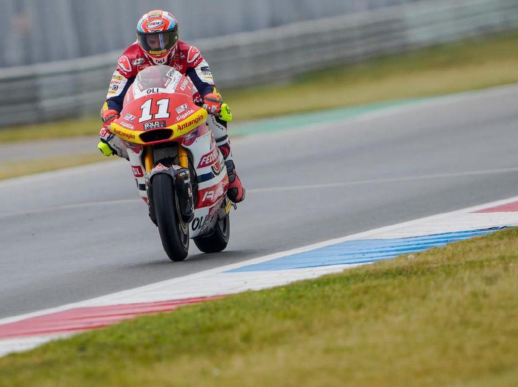 Moto2 Belanda: Tim Indonesia Bersiap untuk Balapan Sulit di Assen