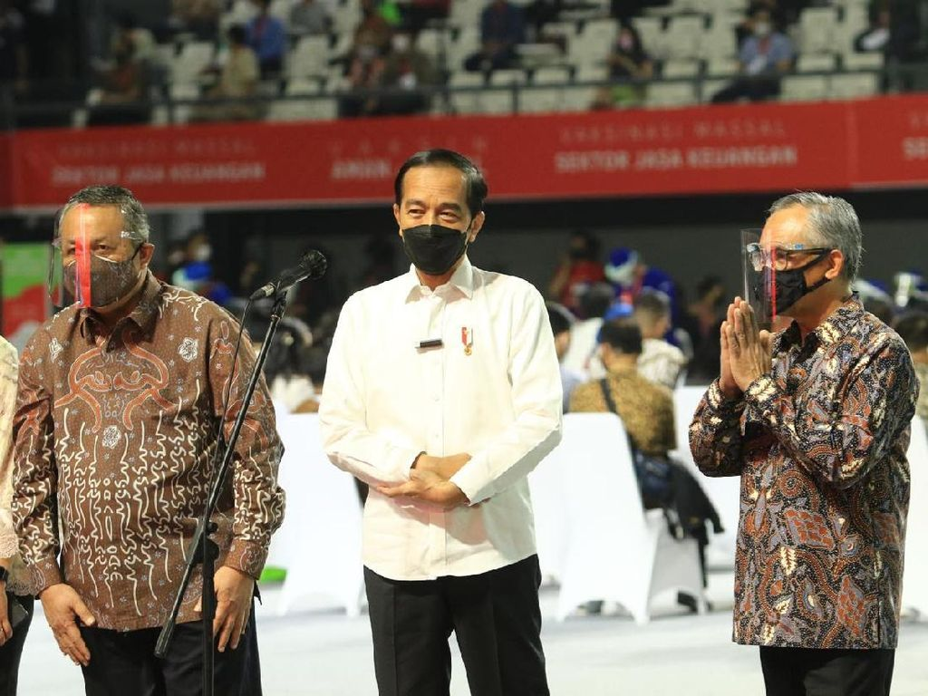 OJK dan Bank Indonesia Siap Sebarkan 335 Ribu Vaksin COVID-19