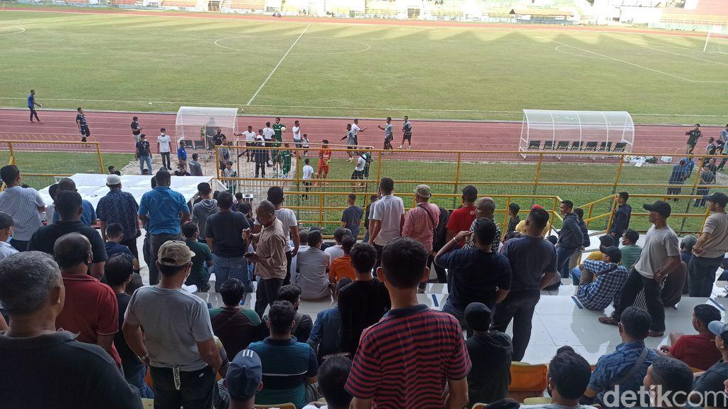 Persiraja Banda Aceh vs PSMS Medan