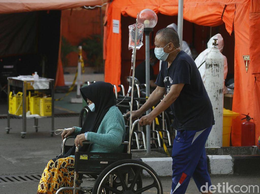 Arahan Kemenkes Atasi Penumpukan Pasien COVID-19 di Bekasi