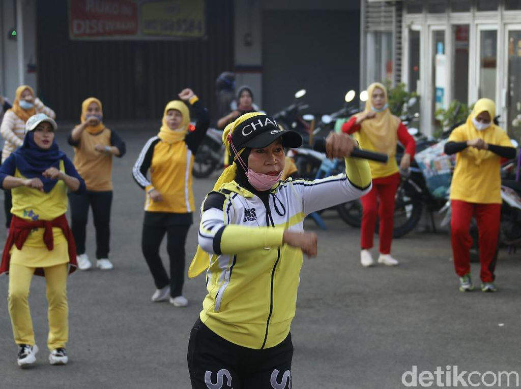 Apa Induk Organisasi Senam Indonesia? Ini Sejarahnya