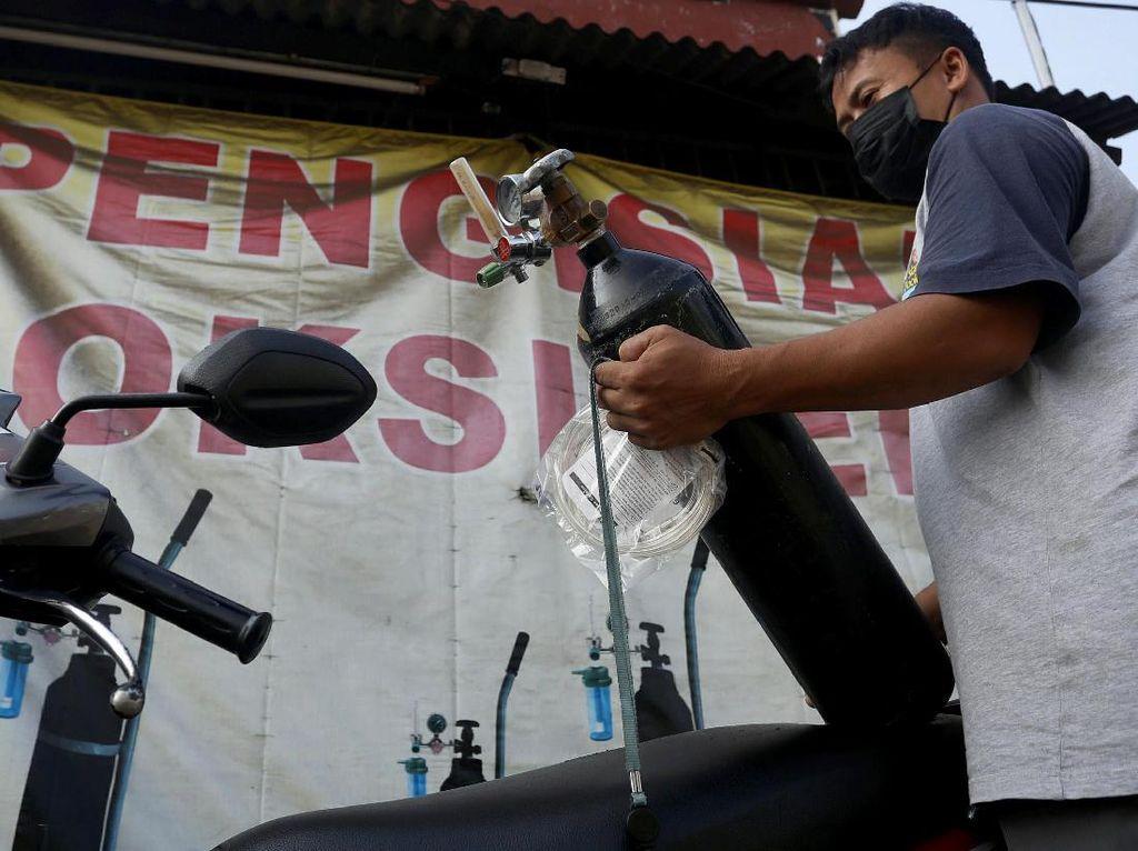 Wanti-wanti MUI soal Fatwa Haram ke Penimbun Obat-Oksigen Saat Pandemi
