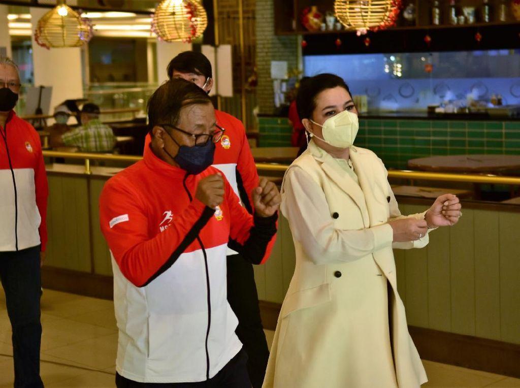 Atlet Wushu DKI Jakarta Diiminta Terus Tingkatkan Prestasi
