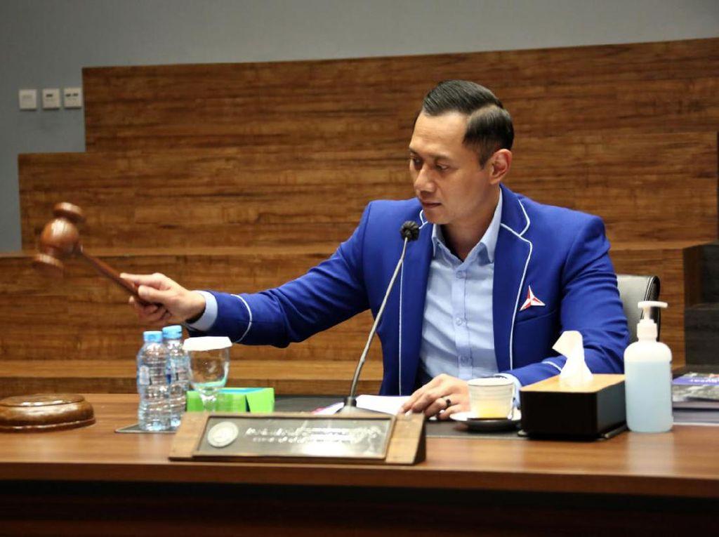 AHY: Waspada Putar Balik Fakta Hukum oleh Moeldoko cs di PTUN