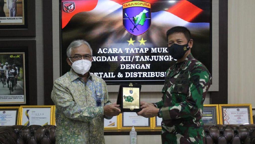 Audiensi KPR Bagi Anggota Kodam Tanjungpura