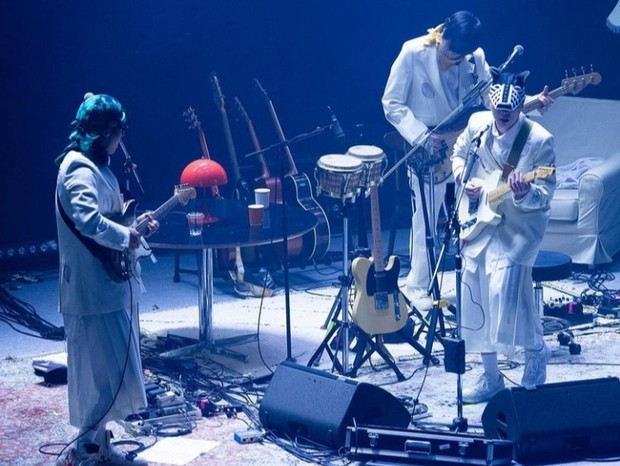 Band rock Hyukoh.