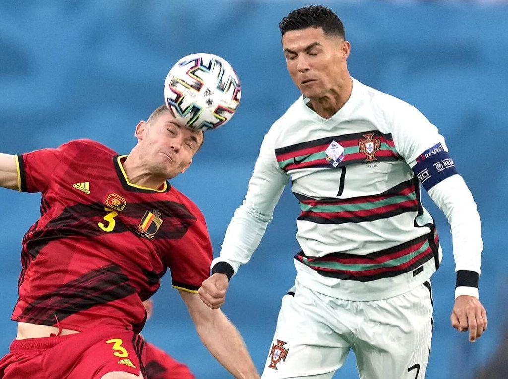 Vermaelen: Belgia Beruntung Kalahkan Portugal