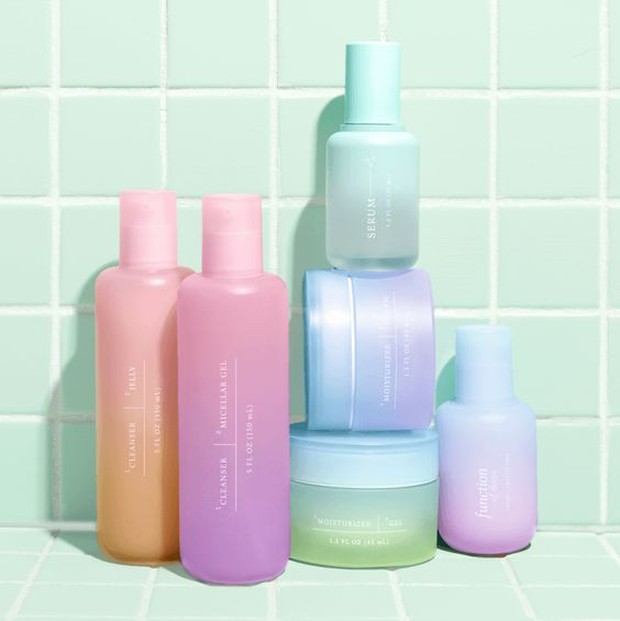 Botol skin care