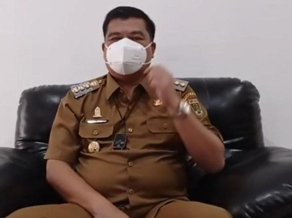 Bupati Tegur Wabup Lampung Tengah yang Joget Tanpa Prokes di Hajatan!