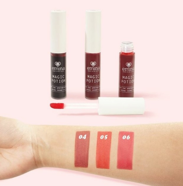7 jenis lip tint beserta rekomendasinya