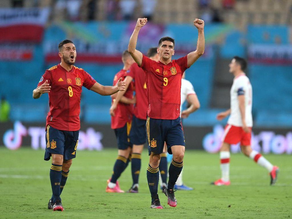 Spanyol Harus Minimalkan Kesalahan Jika Mau Terus Melaju di Euro 2020
