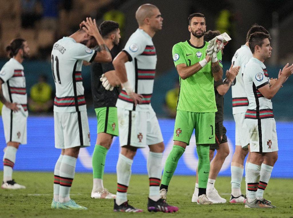 Euro 2020: Tak Ada Lagi Keberuntungan Portugal