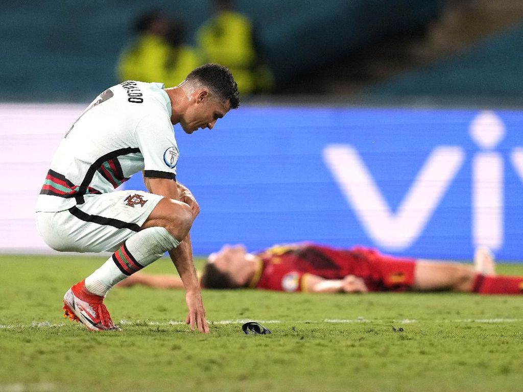 Top Skor Euro 2021: Patrik Schick Tempel Cristiano Ronaldo