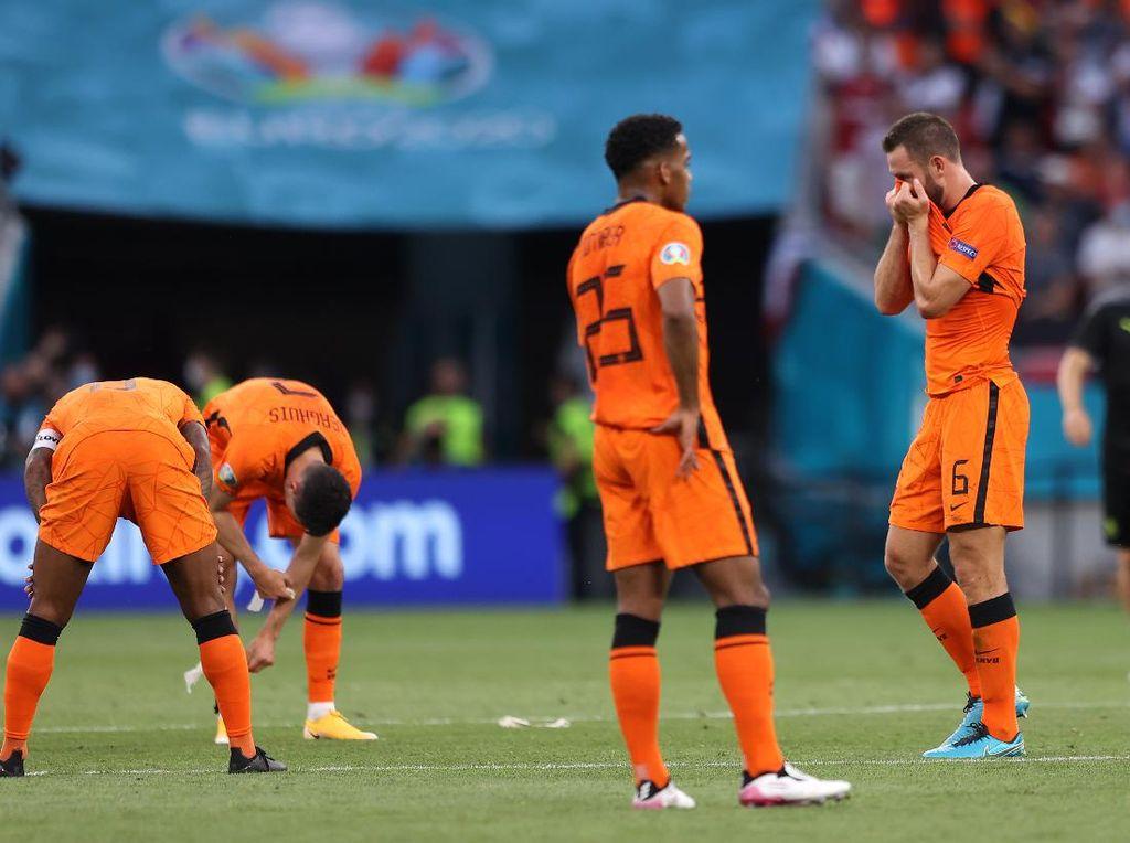 Sehancur-hancurnya Belanda