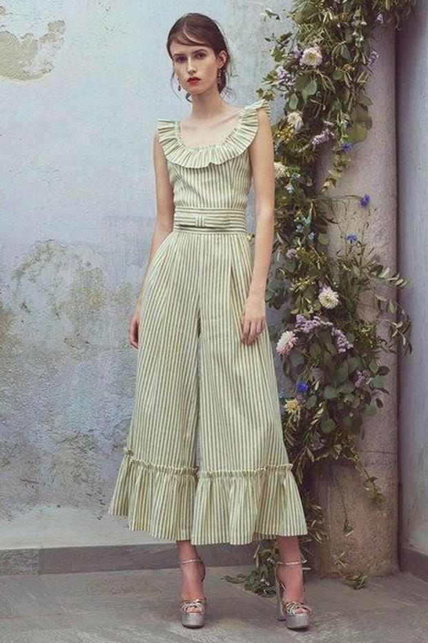 Foto: Linen jumpsuit/pinterest.com/Vogue Magazine