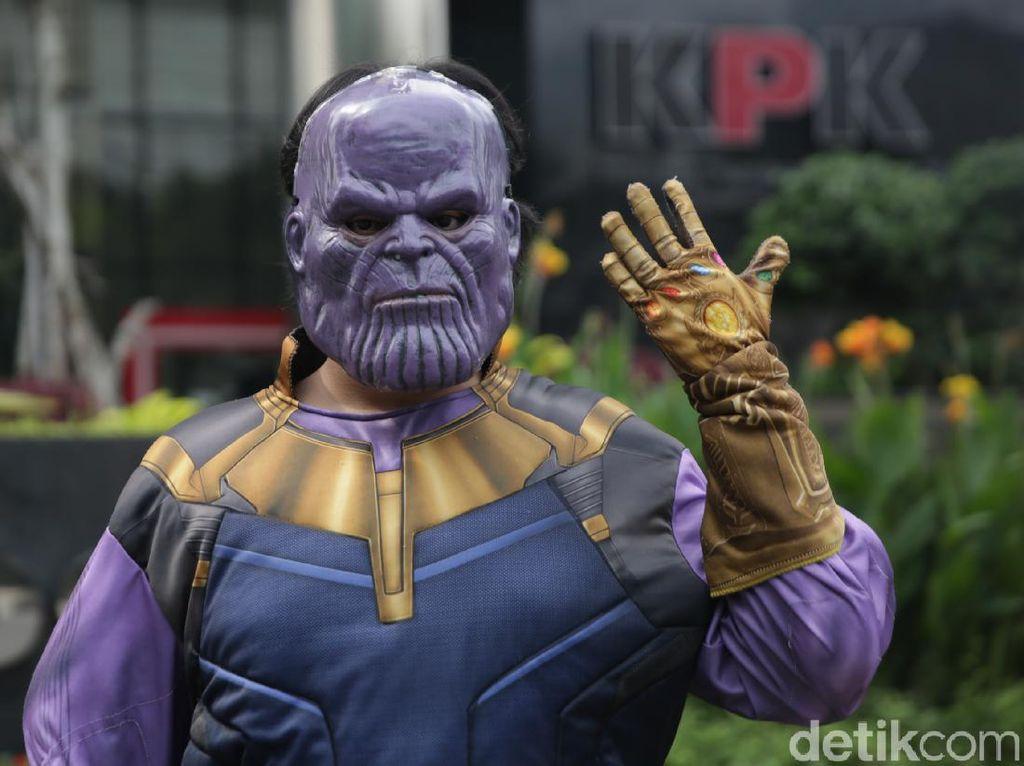 Thanos Beraksi di Gedung KPK, Endgame Pemberantasan Korupsi?