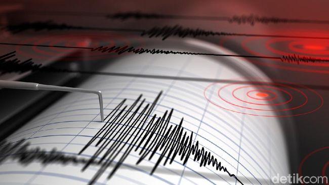 Analisis BMKG Gempa Pacitan M 4,8 Bisa Terasa sampai Jateng dan Yogya