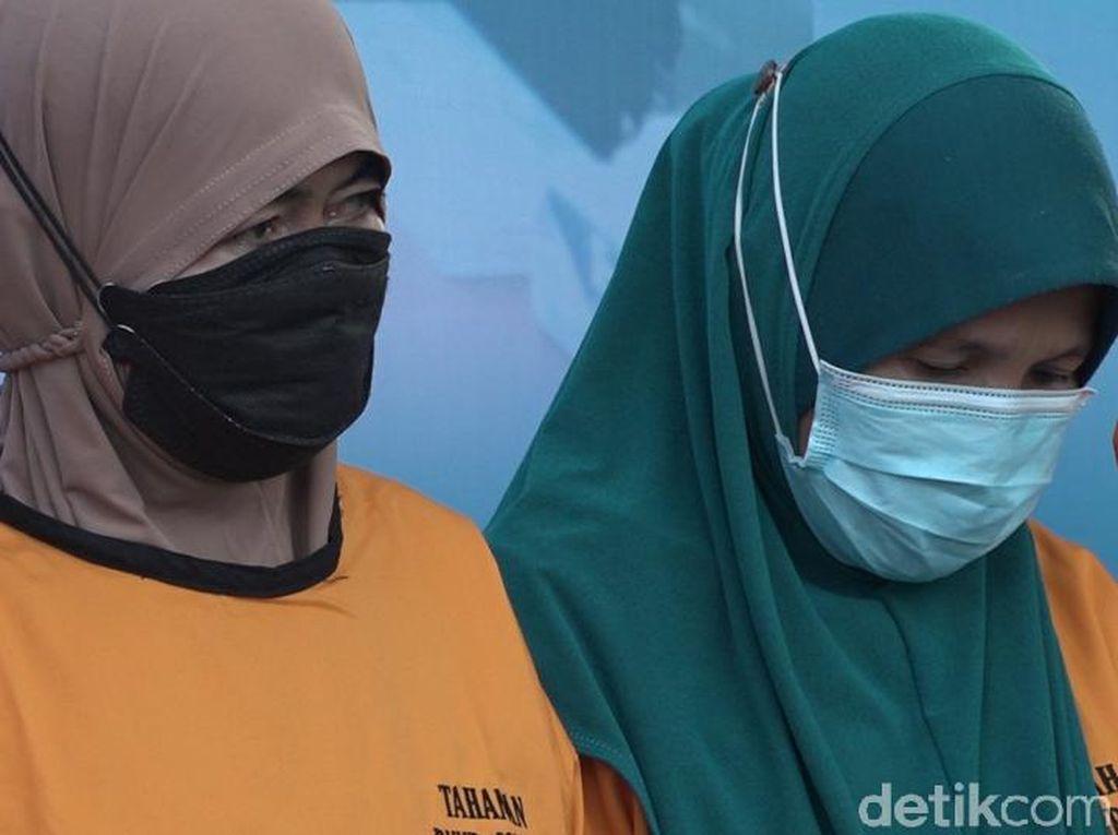 BNN Sulbar Tangkap Pengedar 500 Gram Sabu Jaringan Malaysia, 2 Pelaku IRT