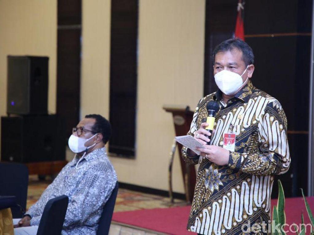 Lukas Enembe Protes Penunjukan Plh Gubernur Papua, Kemendagri Buka Suara