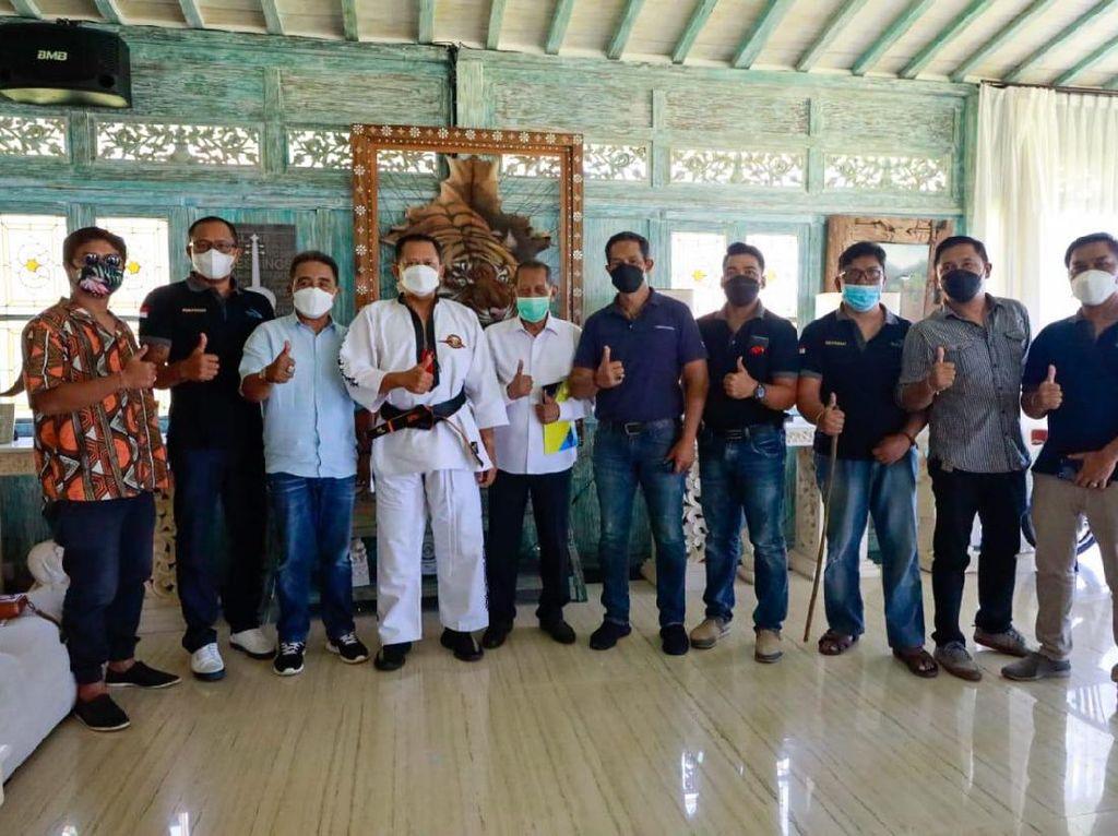 Bamsoet Dorong Penyelesaian Kerja Sama Koptax Ngurah Rai & AP I