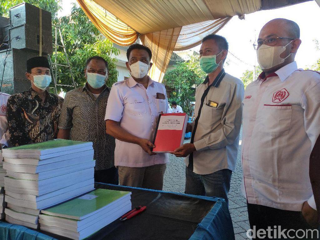 Perjuangan 651 Korban Lumpur Sidoarjo untuk Memiliki Sertifikat Tanah