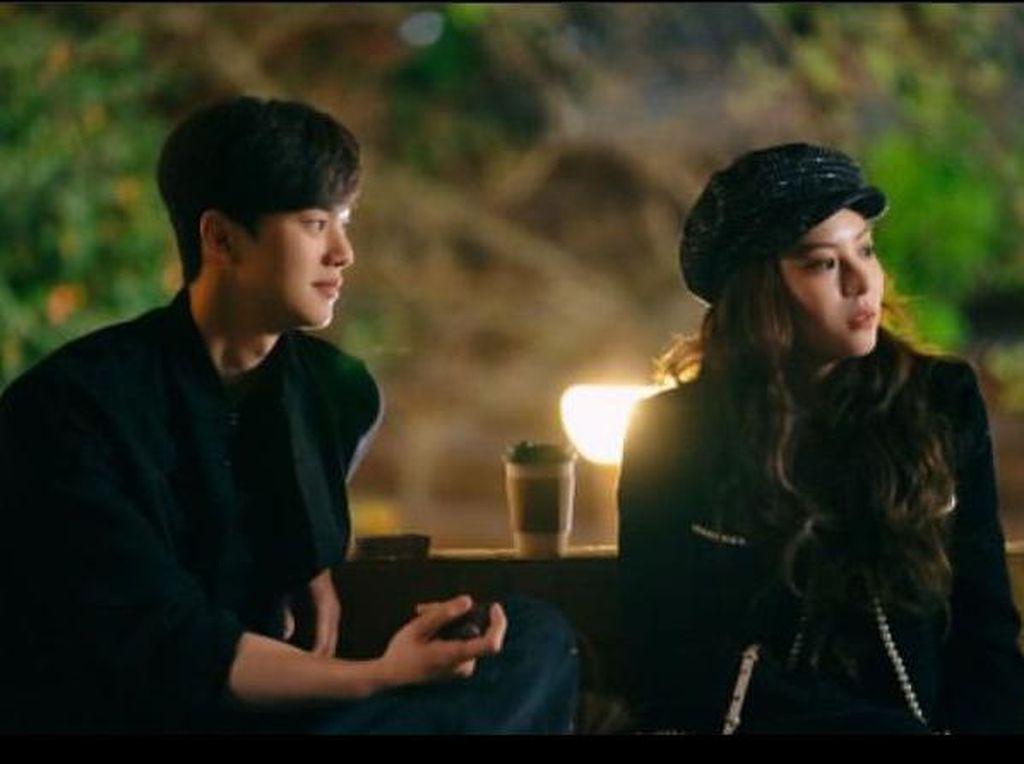 Spoiler Episode 3 Nevertheless, Song Kang Temui Mantan di Hadapan Han So Hee