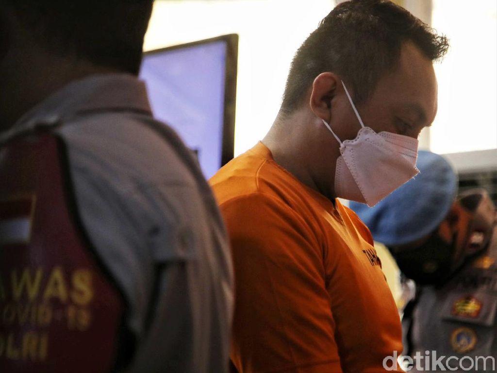 Polisi Ungkap Pengemudi Pajero Pakai Pelat Palsu QH Terinspirasi TikTok