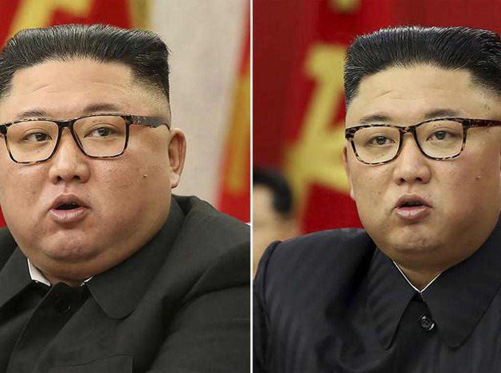 Kim Jong-Un Terlihat Lebih Kurus, Warga Korea Utara Bersedih