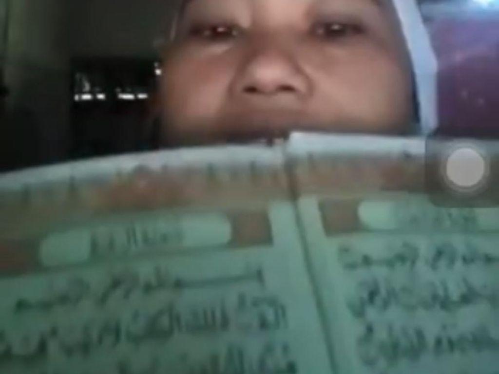 Viral Wanita Hina Al-Quran-Bakar Merah Putih, Polri Turun Tangan