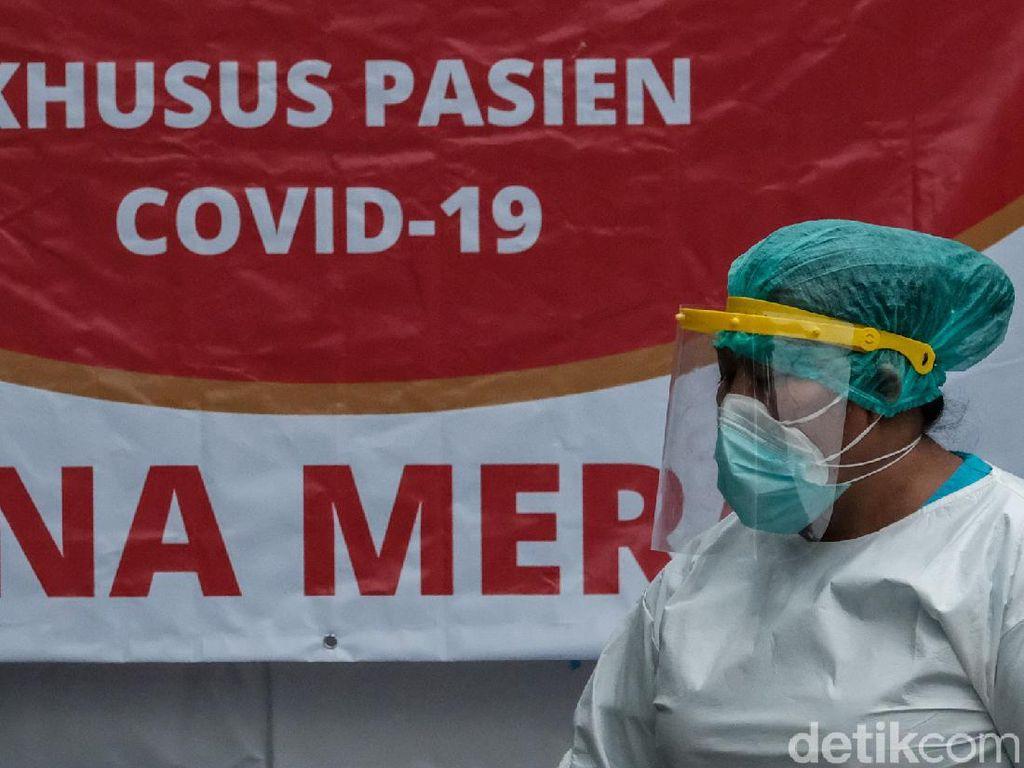 Gawat Indonesia Urutan ke-3 Dunia Kasus Covid-19 Setelah Brazil-India