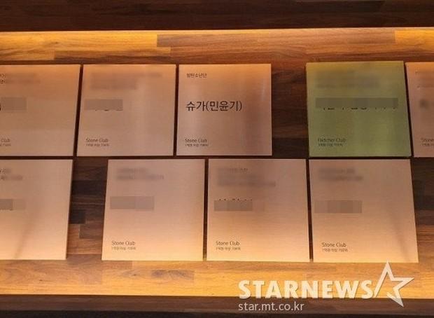 Suga BTS berikan donasi untuk perayaan ulang tahunnya (foto: Allkpop)
