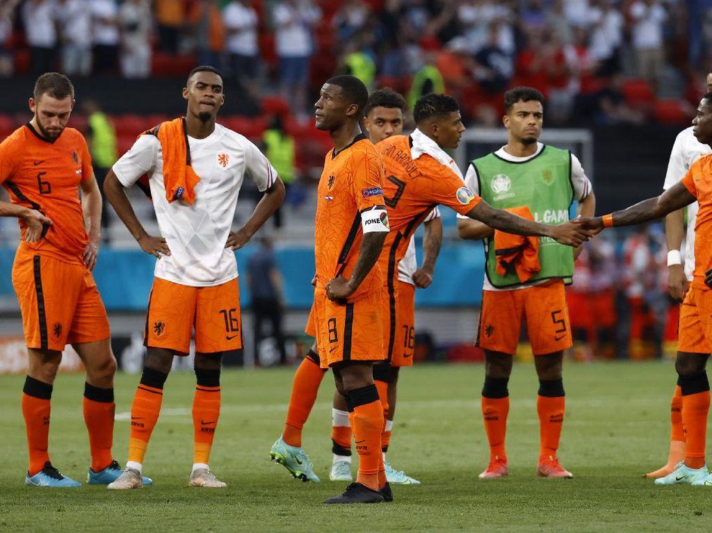 Kalau Saja Belanda Cetak Gol Lebih Dulu...