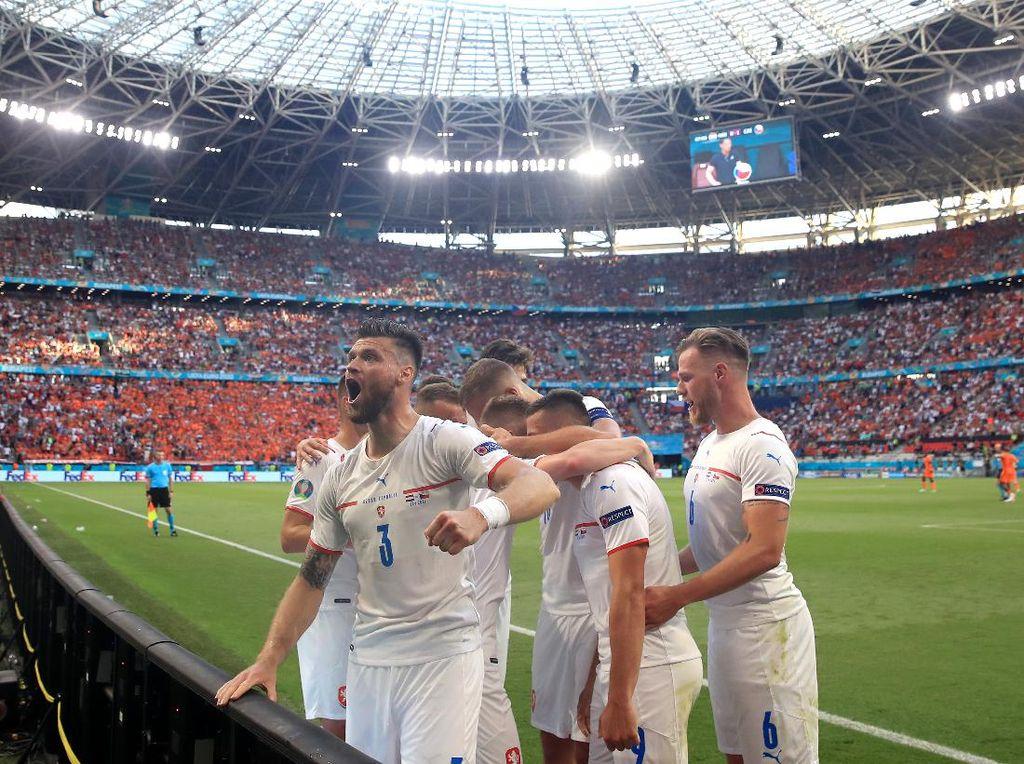 Euro 2020: Inilah Republik Ceko, Sang Kuda Hitam