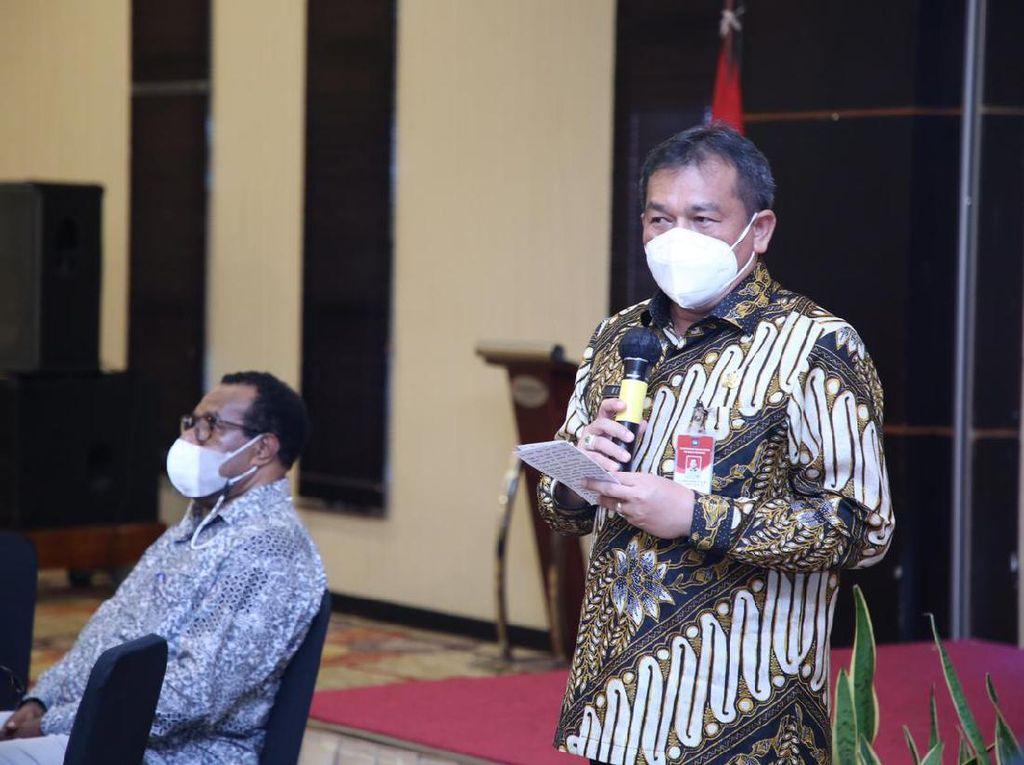 Soal Plh Gubernur Papua, Kemendagri Ingin Jamin Layanan Publik Lancar