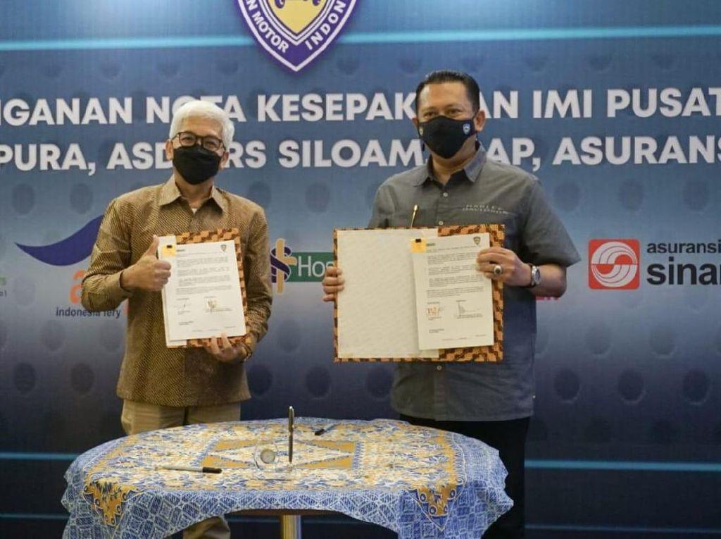 Anggota Ikatan Motor Indonesia Dapat Diskon Khusus di 39 RS Siloam