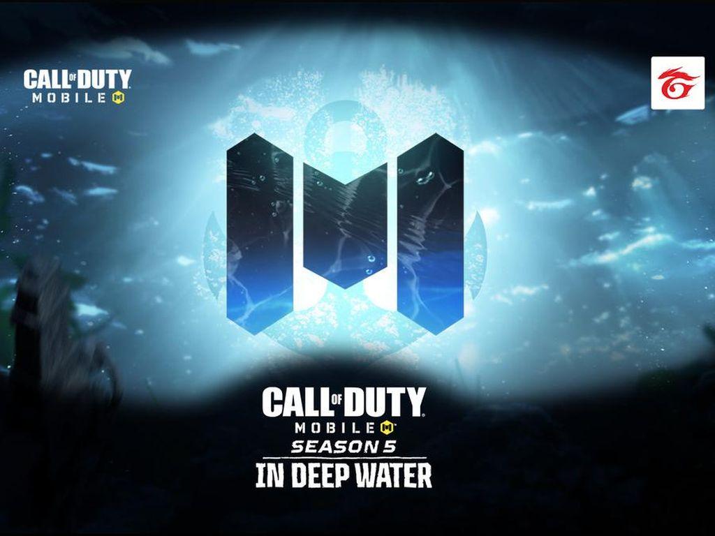 Battle Pass Season 5 CODM: In Deep Water